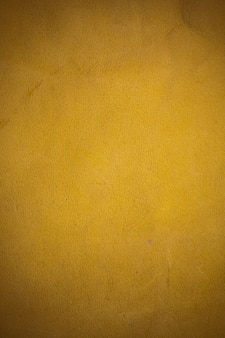 Brown real leather background.