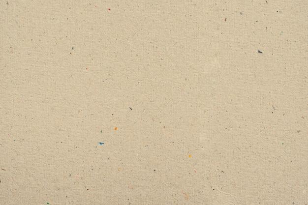 Браун переработанная бумага из бумажной коробки.