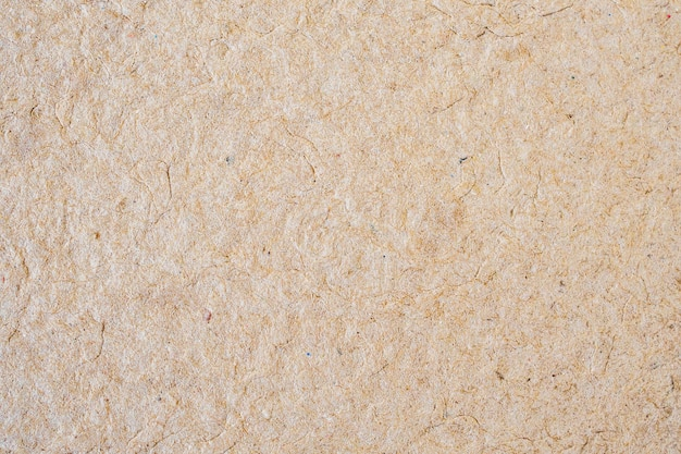 Brown recycled paper texture wall