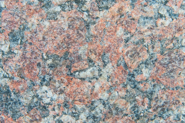 Brown, red and gray cracked marble texture