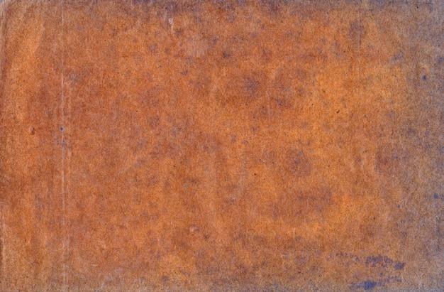 갈색 녹슨 강철 금속 질감 배경
