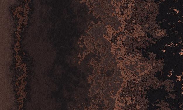 갈색 녹슨 배경