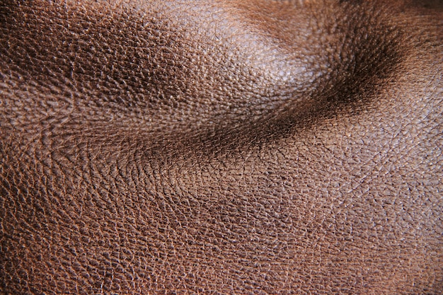 Brown skin can be used as a background and texture