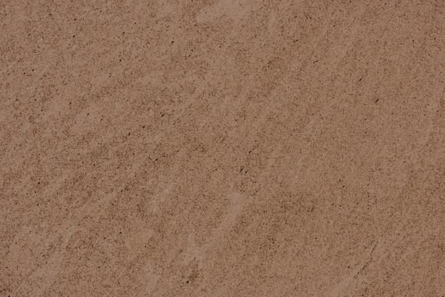 Sfondo marrone muro di cemento liscio
