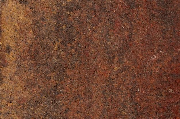 갈색 돌 포장 석판 배경 질감