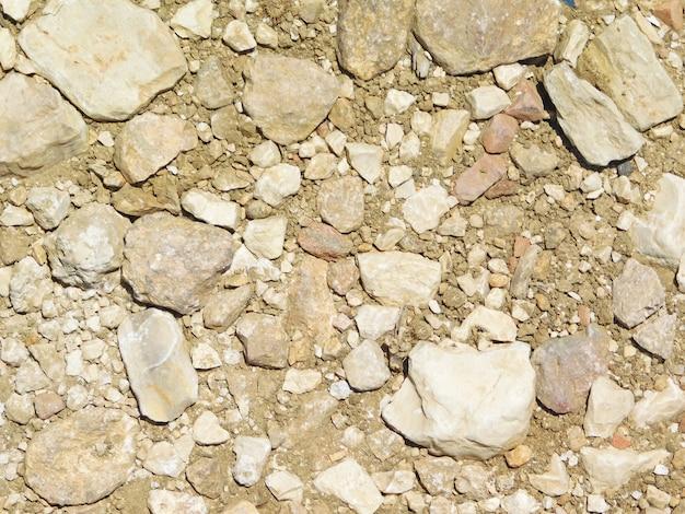 Коричневая каменная структура