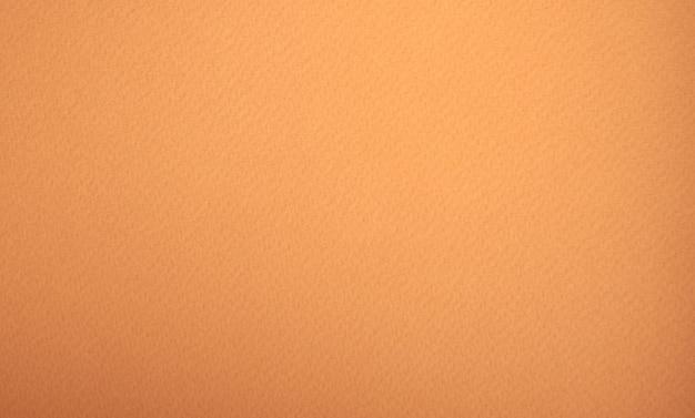 水彩紙、ベージュのパステル背景の茶色のテクスチャ