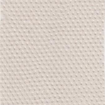갈색 화장지 텍스처. 재활용 된 화장실 종이 패턴. 확대.