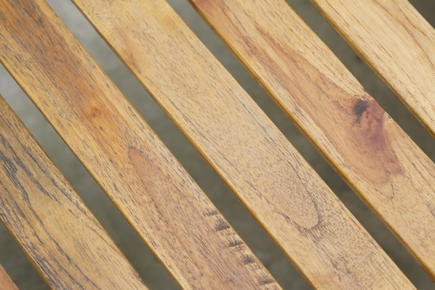 Brown wood battens for background