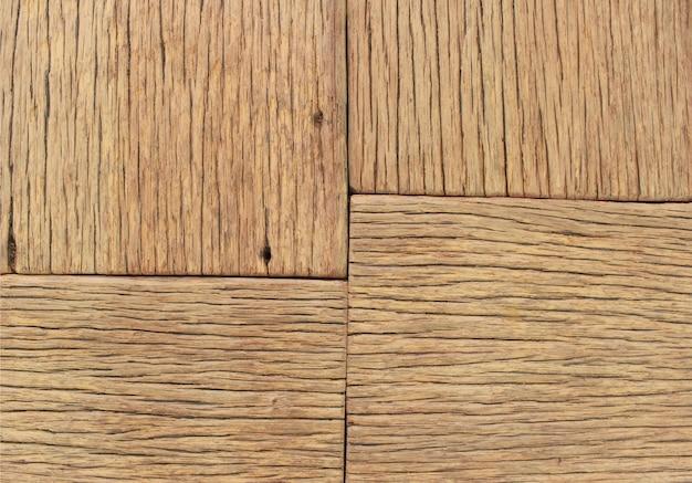 茶色の木板パターンの背景