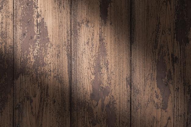 갈색 나무 판자 질감 배경입니다. 나무 바닥