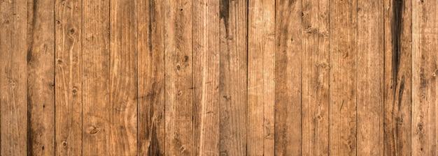 天然木から来る茶色の木目テクスチャ背景。