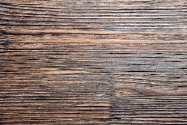 発砲と茶色の木目テクスチャ壁