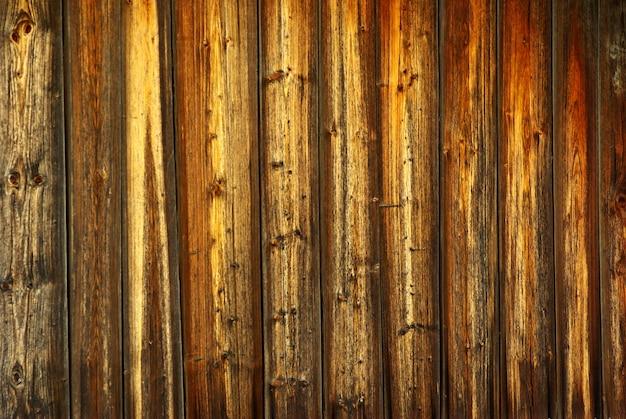 自然な模様の茶色の木目調