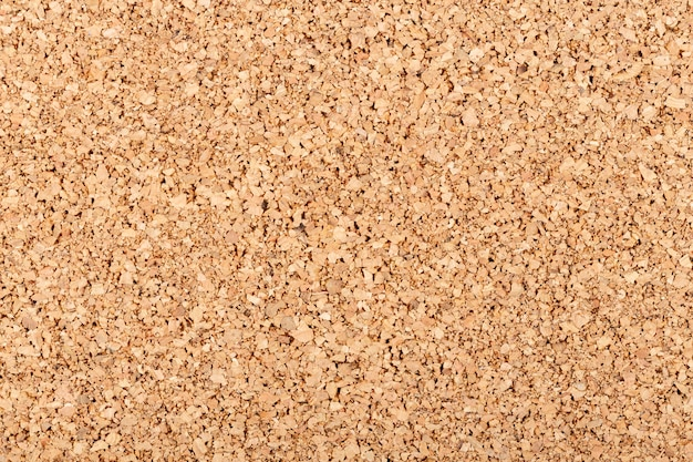 Brown wooden cork texture or background