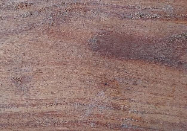 茶色の木のテクスチャ背景面