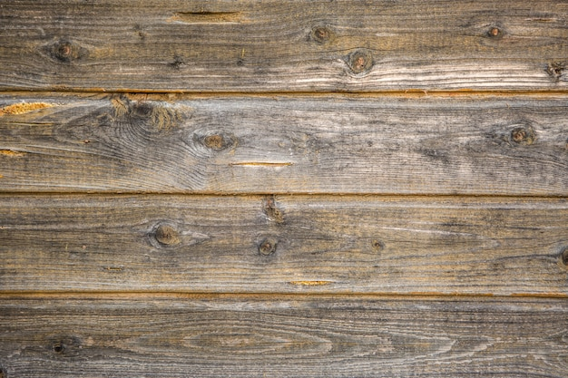 Brown wooden texture, board horizontally