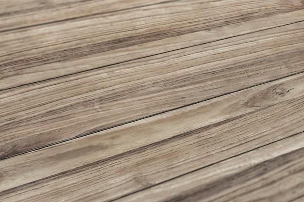 茶色の木製の織り目加工の床の背景