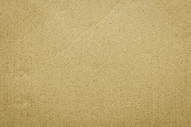 Brown wrinkle recycle paper texture - background