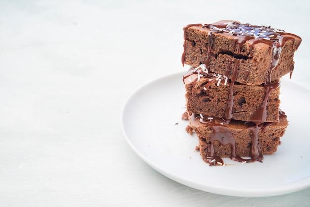 Брауни лучший десерт