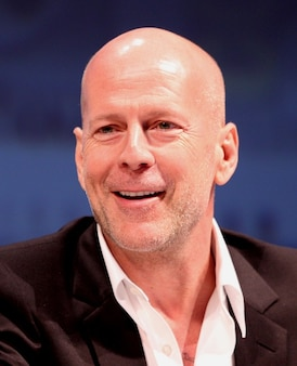Bruce willis celebrity actor person entertainment