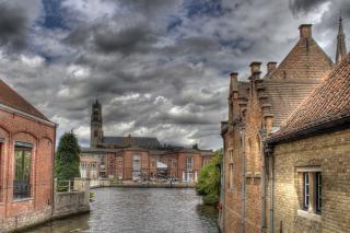 Brugge  antique