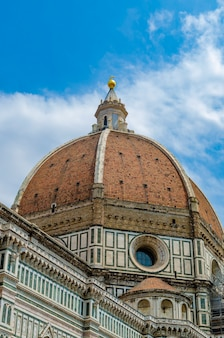 Купол брунеллески во флорентийском соборе