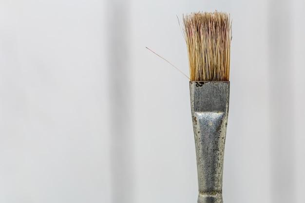 Brush for drawing closeup