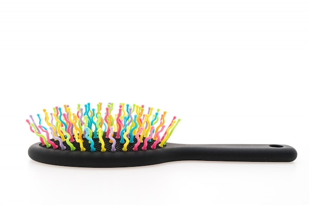 Brush hair colors