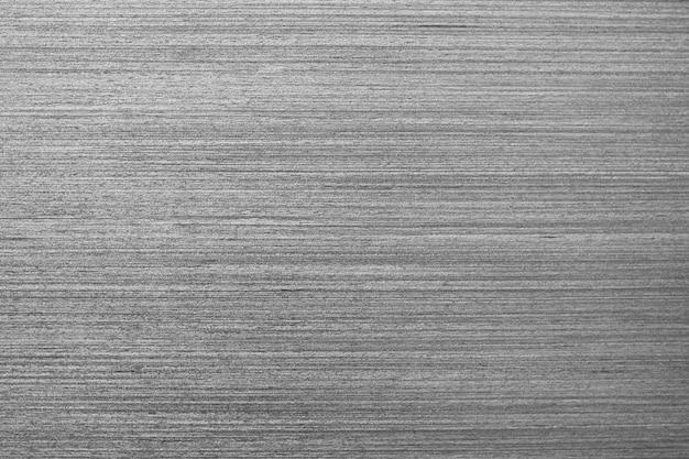 Brushed metal sheet background