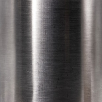 Brushed steel plate texture. hard metal material background.
