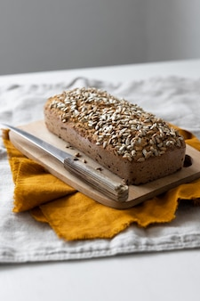 そばパン自家製サワードウパンパン自家製ベーカリーと自家製ヘルシーパンのレシピ