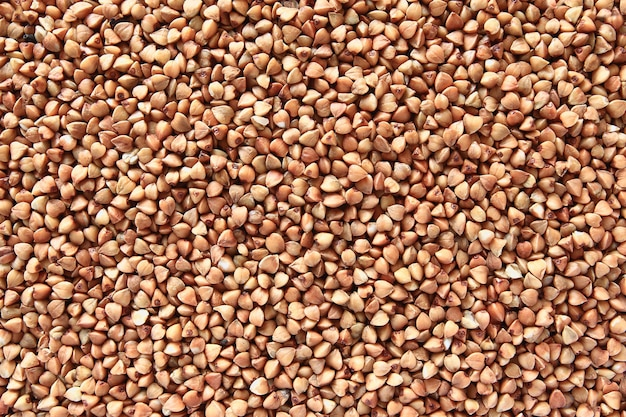 Buckwheat loose product to porridge and side dish