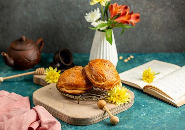 Buckwheat traditional east bakery