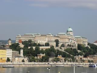 Budapeのマリアテレジアの住居