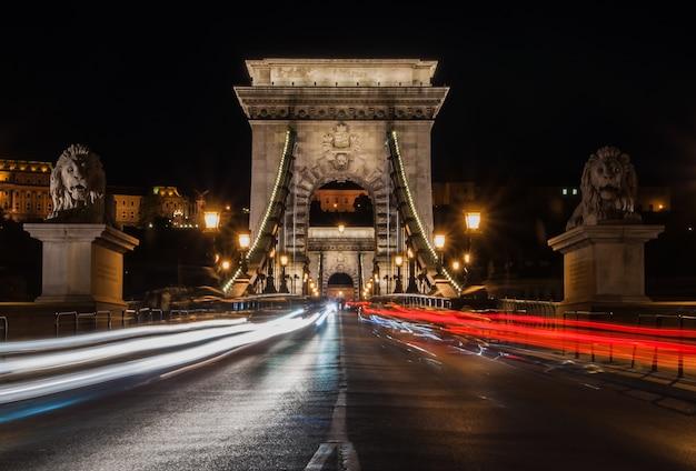 Budapest bridge danube capital