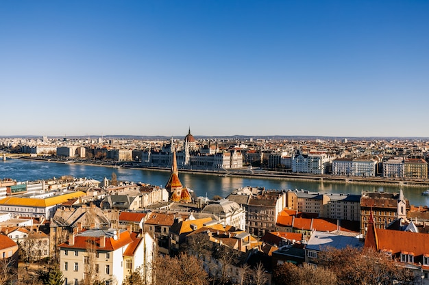 Budapest city attractions