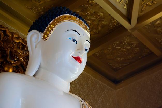 Buddah statue in bangkok thailan