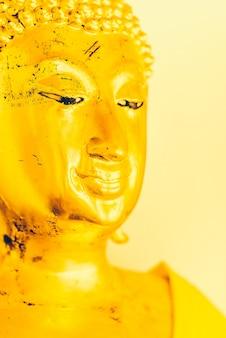 Fronte del buddha
