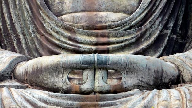 부처님의 손