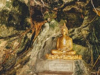 Buddha statue in thai style
