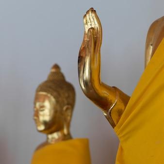 Wat pho、phra nakhon、バンコク、タイの仏像