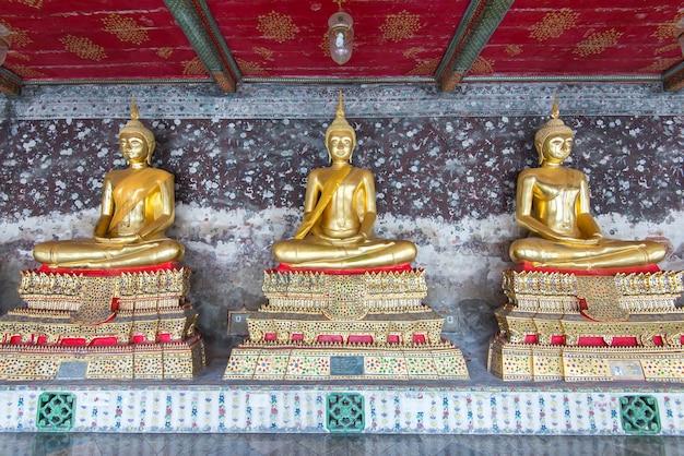 Buddha at wat suthat thepwararam