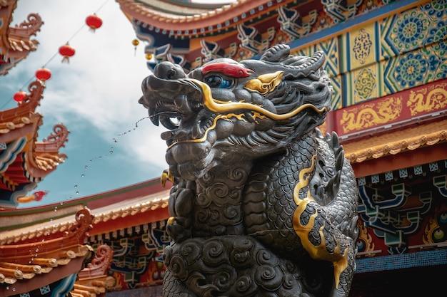 Храм буддизма в джорджтауне, малайзия