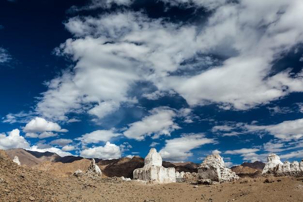 仏教寺院、ラダック