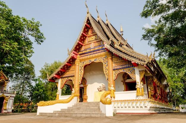 Buddist temple in thailand