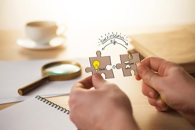 Building a business success