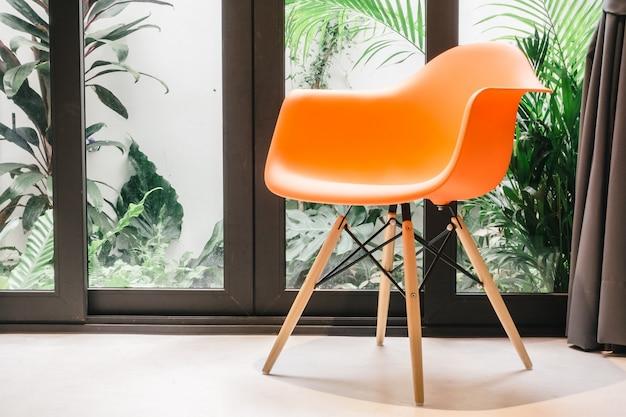 Building chair modern furniture interior