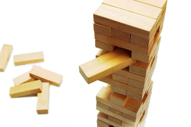 Building collapse games