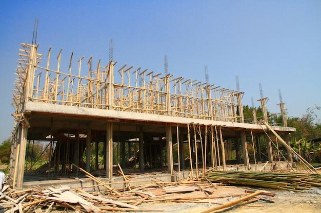 ビル構築サイト